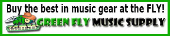Green Fly Music Supply for Musciains and DJs